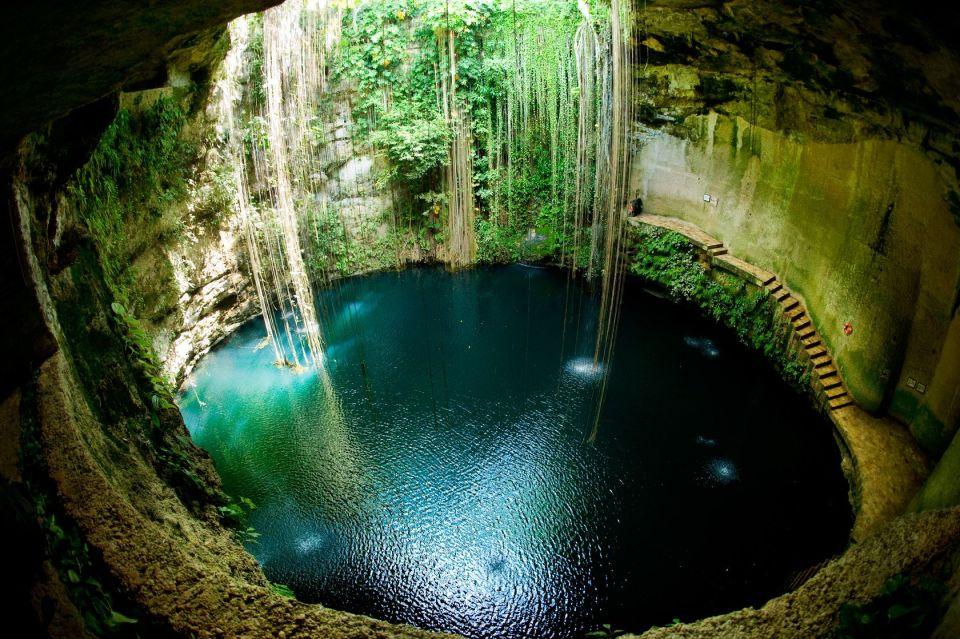 Cenotes, Yucatan