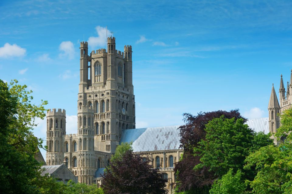 Ely Cathedral, Cambridge, Angleterre