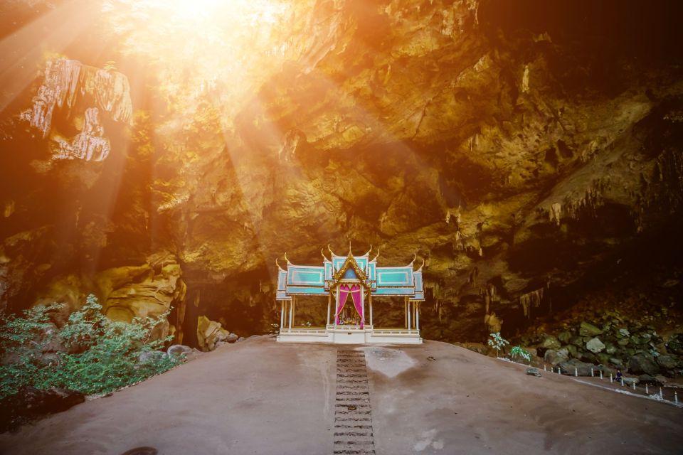 Gruta de Phraya Nakhon, Tailandia