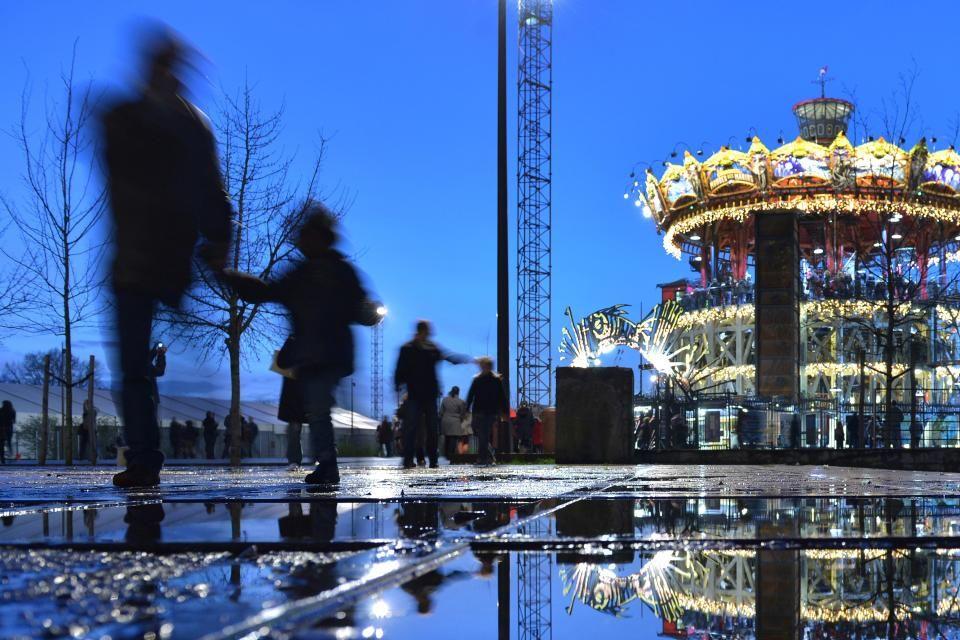Les Nefs célèbrent Noël à Nantes