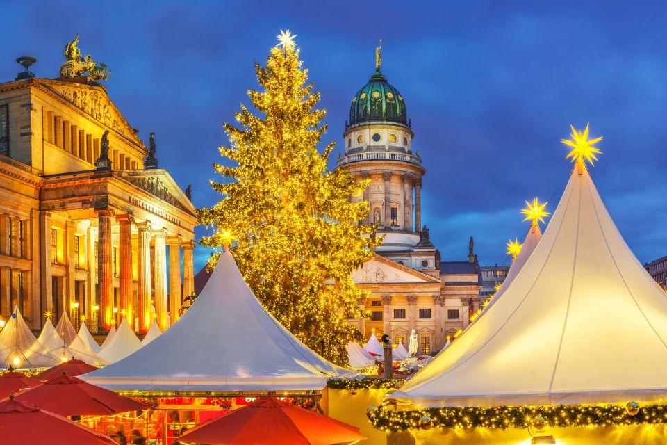 Les illuminations de Berlin