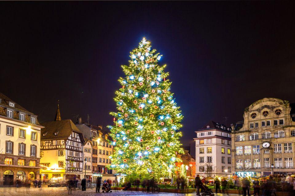 Les guirlandes de Strasbourg