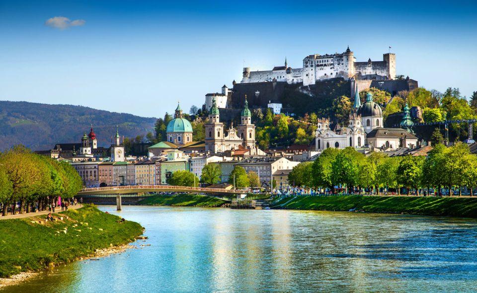 Salzburgo en verano