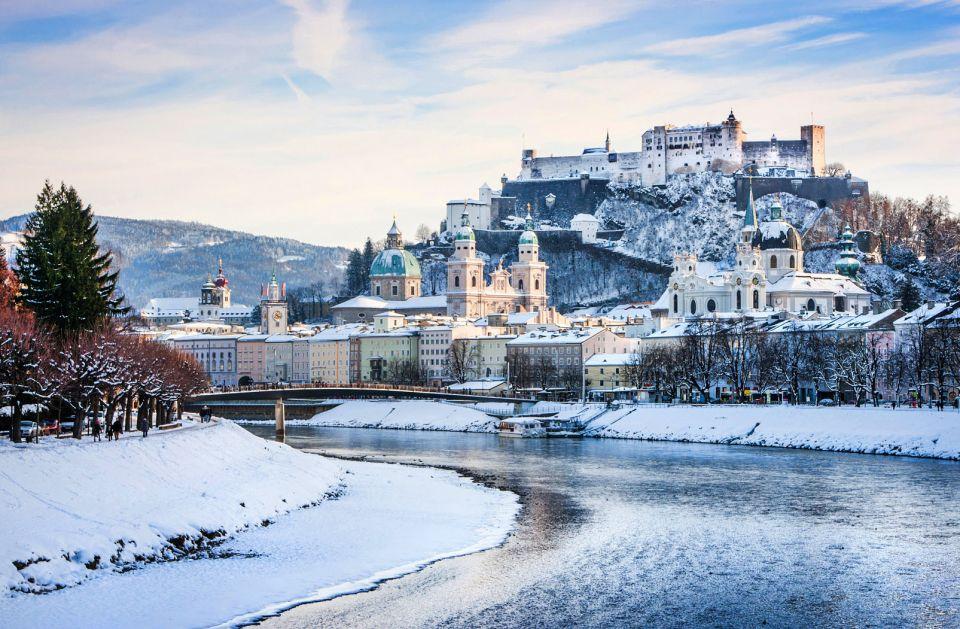 Salzburgo en invierno