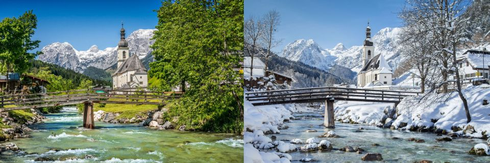 Te presentamos los cambios más extraordinarios vistos en paisajes