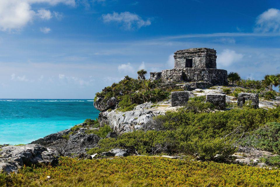 Tulum, il sito archeologico Maya nello Yucatan