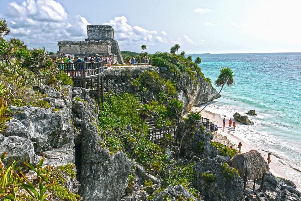 Tulum la grande fortezza dei maya piena di sorprese for La fortezza arredamenti commerciali