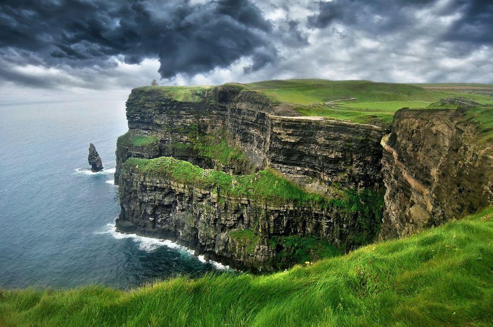Los imponentes acantilados de Moher, Irlanda