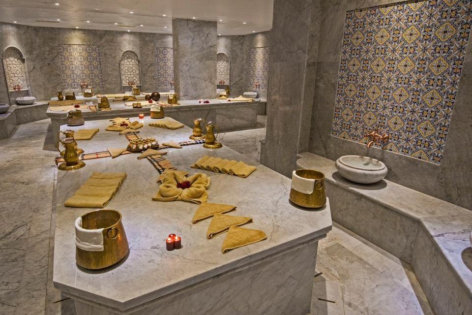 Hammam luxueux à Tunis