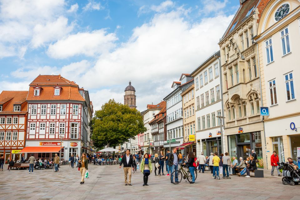Grünsten Städte Deutschlands