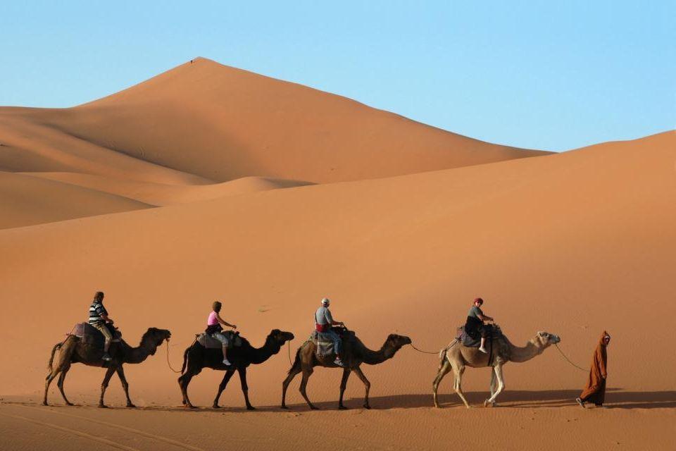 rabat i marokko