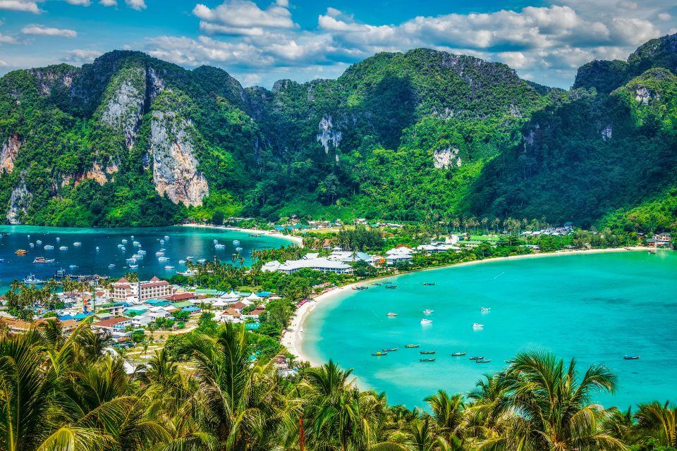 Koh Phi-Phi Don, Tailandia