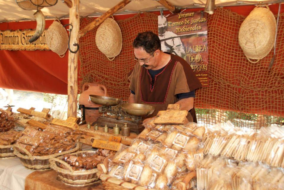 Mercado Medieval de Baeza, Jaén