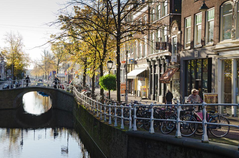 Centre-ville de Delft