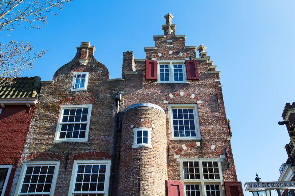 Maison traditionnelle hollandaise