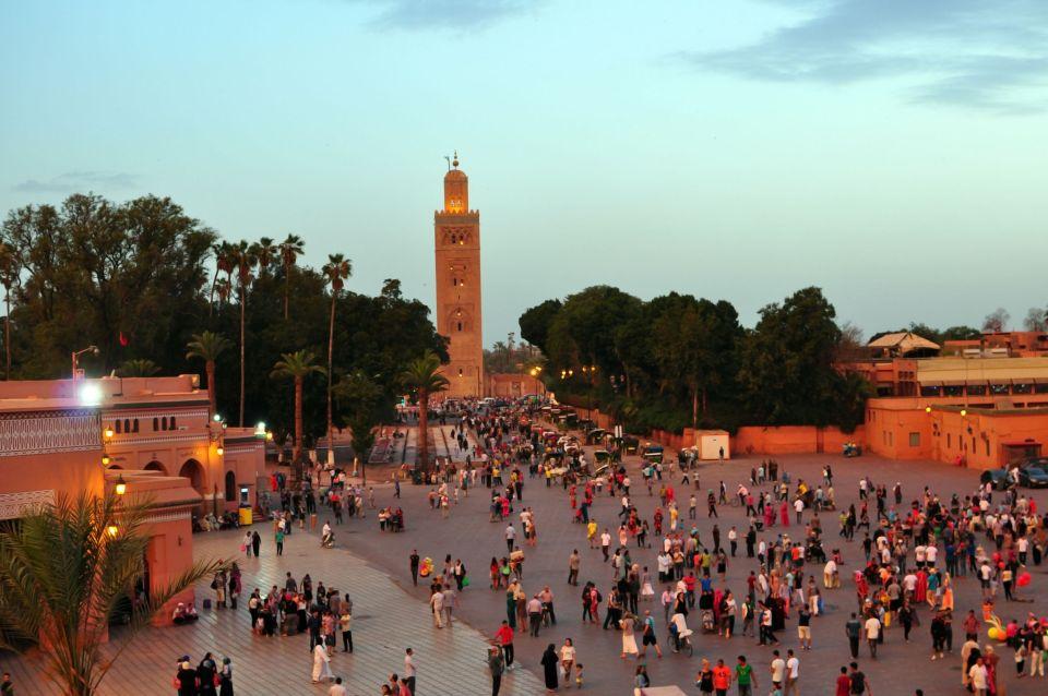 Bienvenue à Marrakech