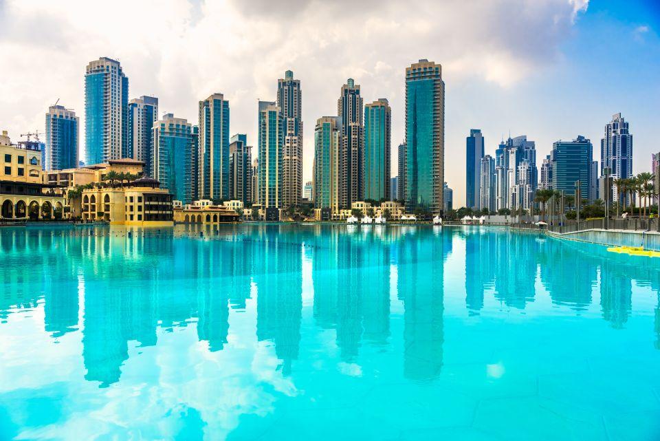 January: United Arab Emirates