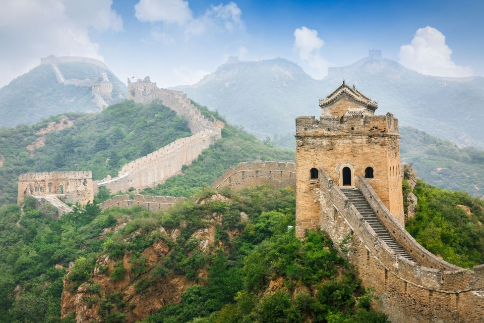 March: Walk the Great Wall of China