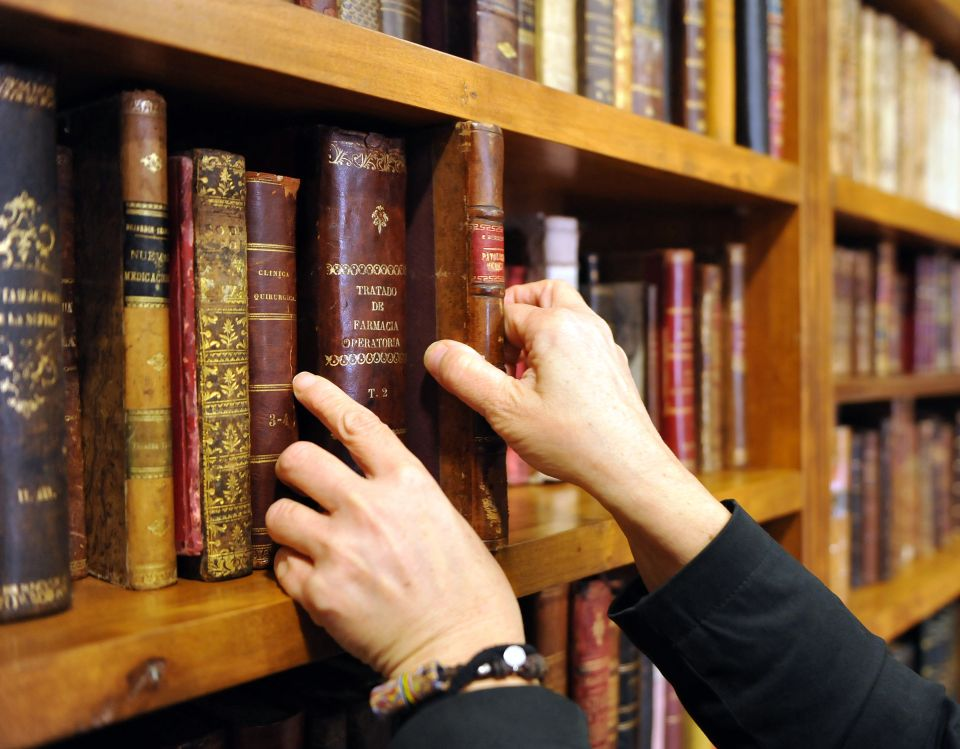 Bars für Bücherwürmer