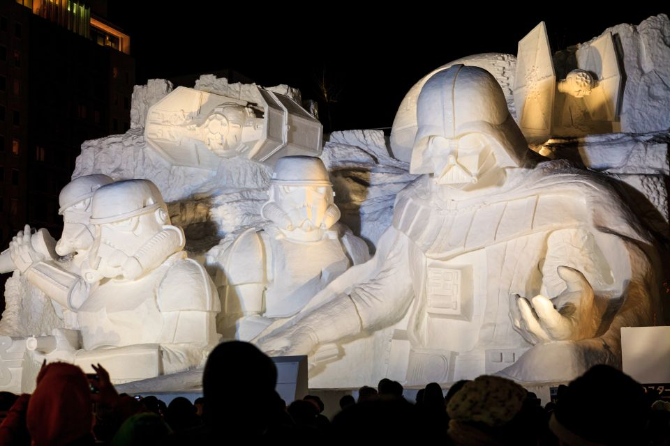 Japan a guide to the sapporo snow festival easyvoyage
