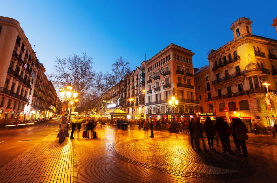 Barcelone : Tapas et mojitos