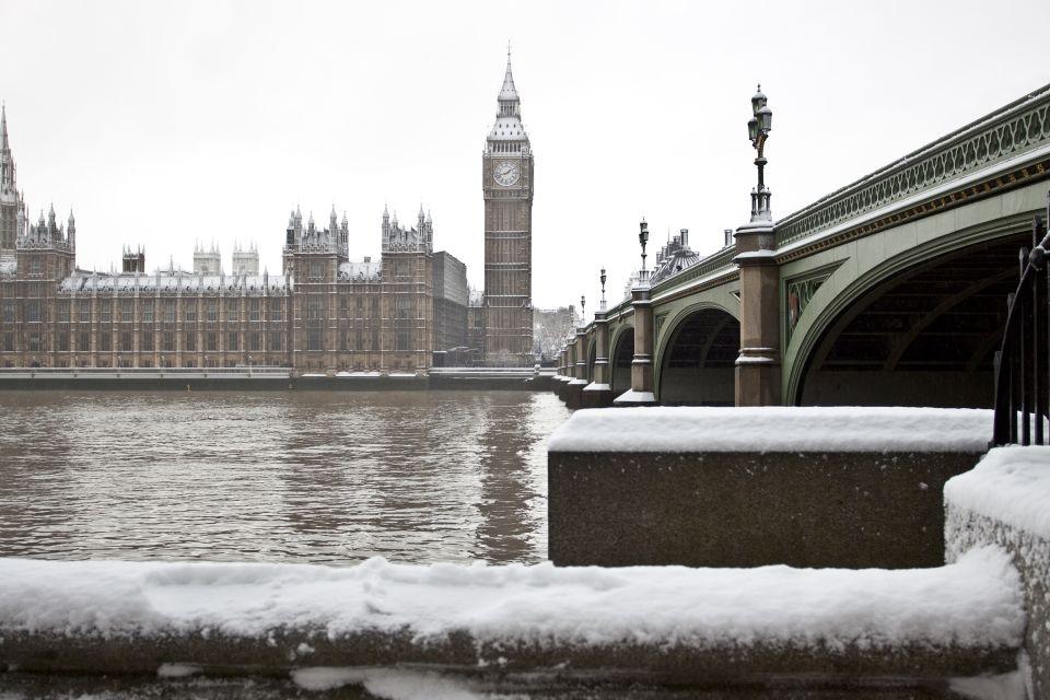 Londres : Se mettre à l'heure anglaise