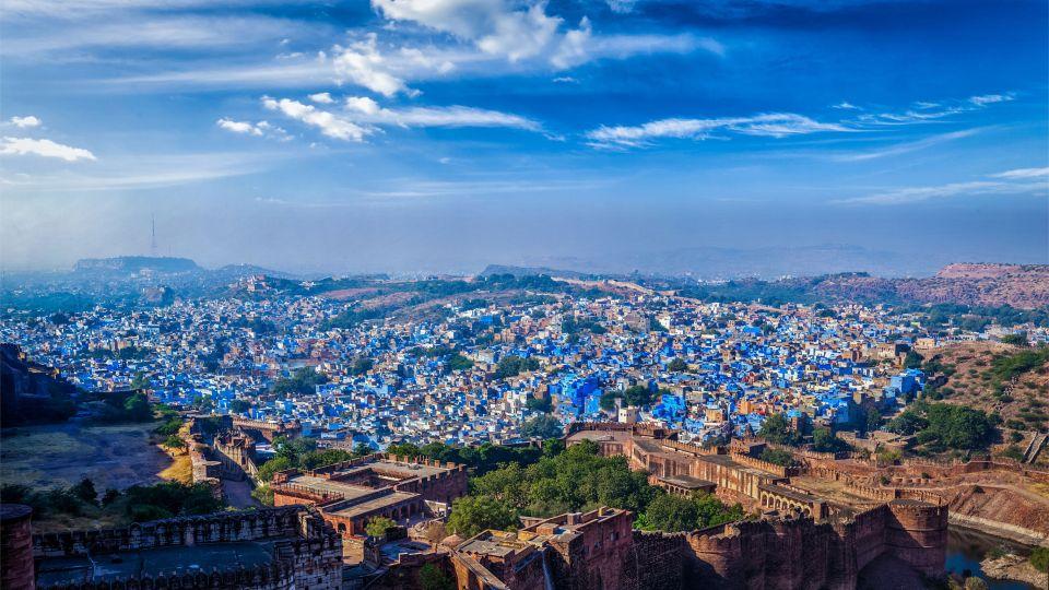 Jodhpur Discovering India S Blue City Easyvoyage