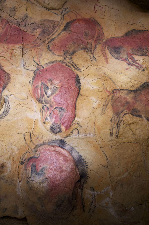 La grotte d'Altamira en Espagne