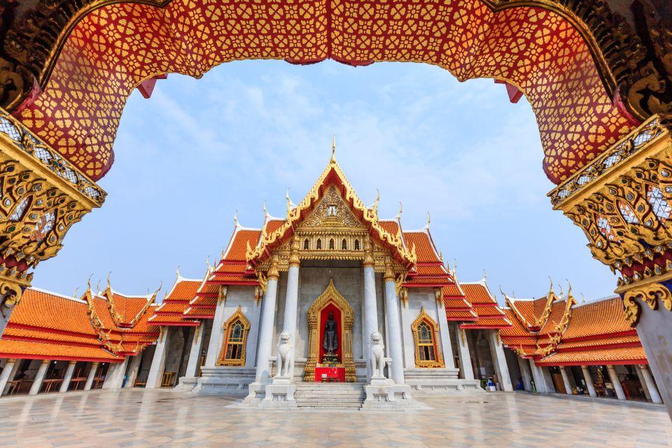 Le Wat Benchamabophit