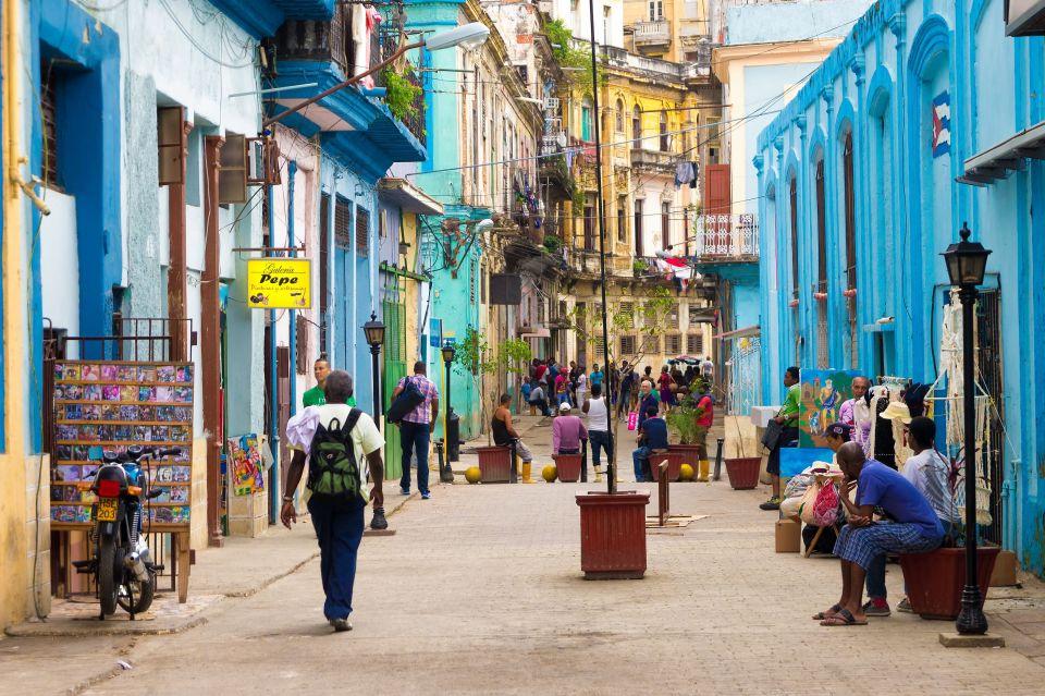 La Havane, la capitale aux mille couleurs