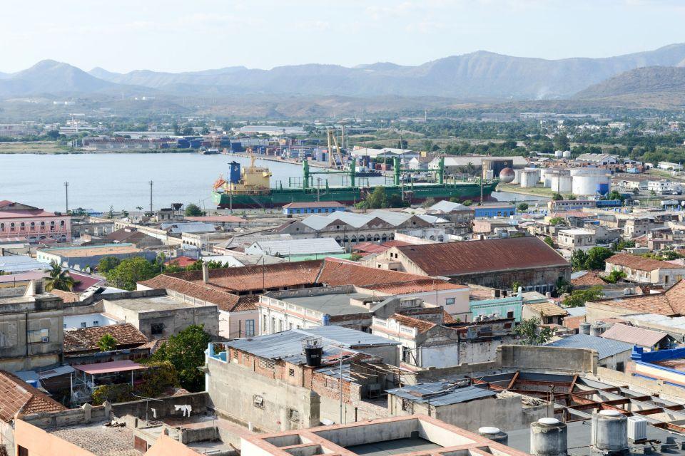 Santiago de Cuba, la cité portuaire