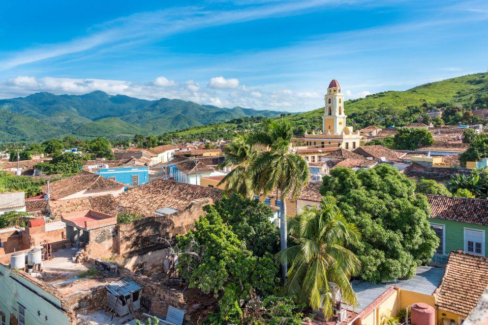 Trinidad, la ville artistique
