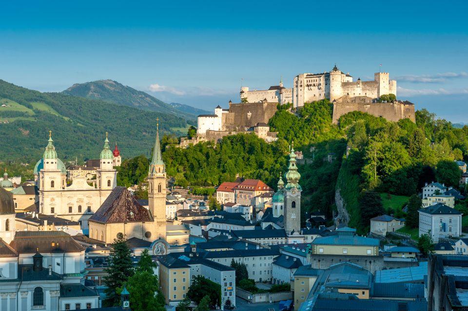 Salzbourg, la Rome du Nord