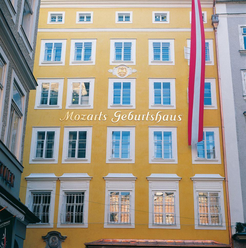 La maison natale de Mozart