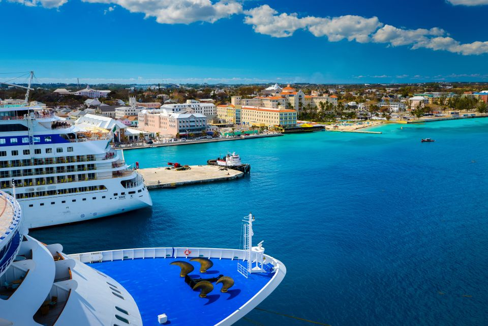 The first-timers: Bahamas