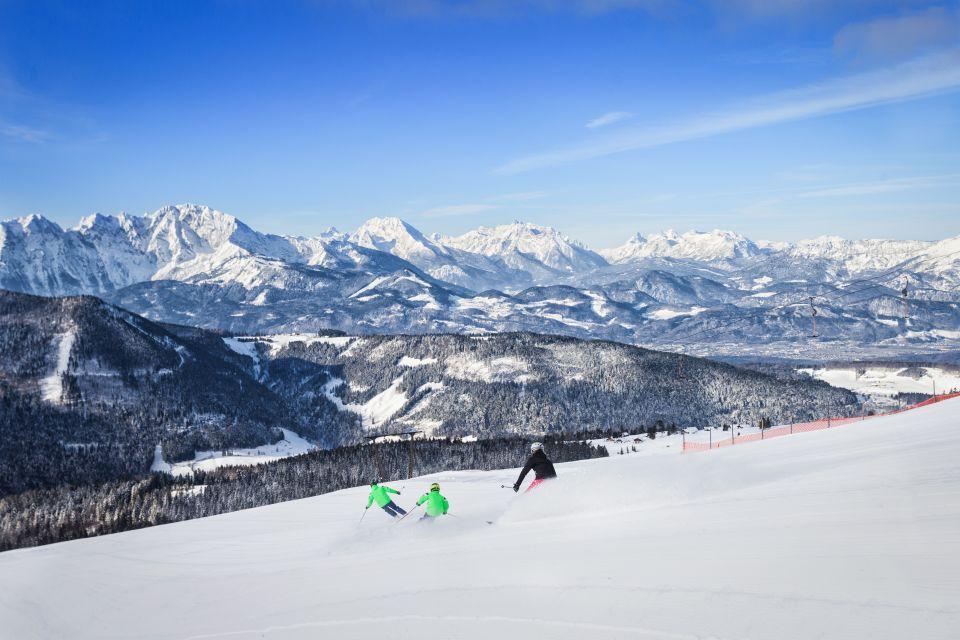Ski dans le land de Salzbourg
