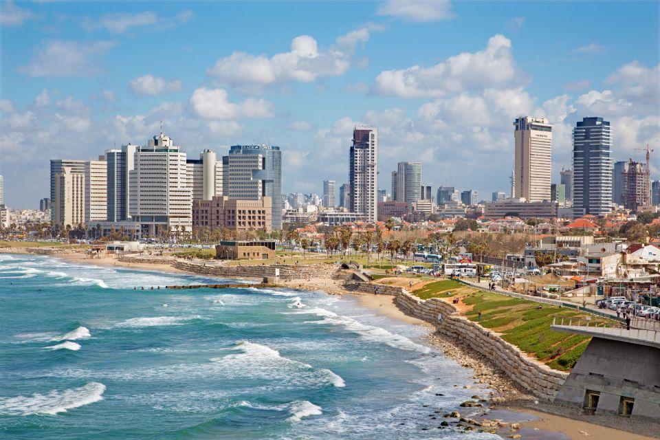 Tel Aviv de jour