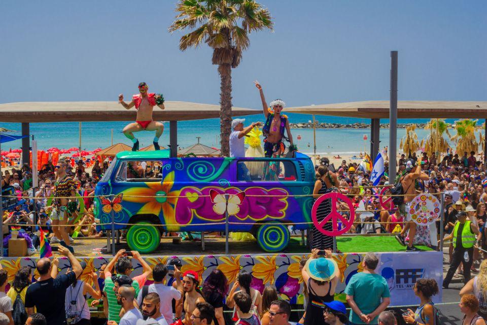 Tel Aviv, une ville gay-friendly