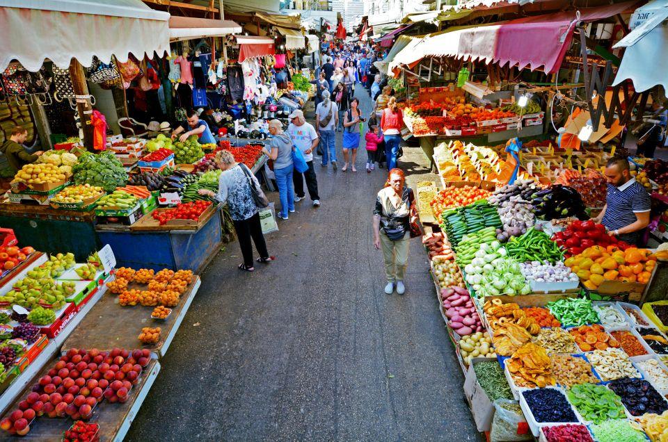 Le Carmel Market