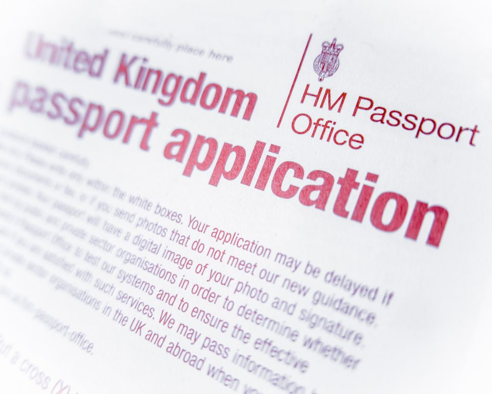 Home Office: passport photos can be taken on mobile phones - Easyvoyage