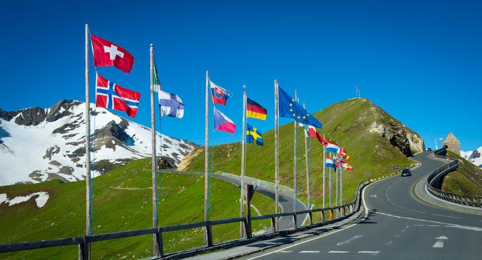 La route alpine du Großglockner candidate à l'Unesco