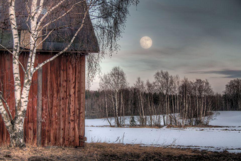 La « Snow Moon »