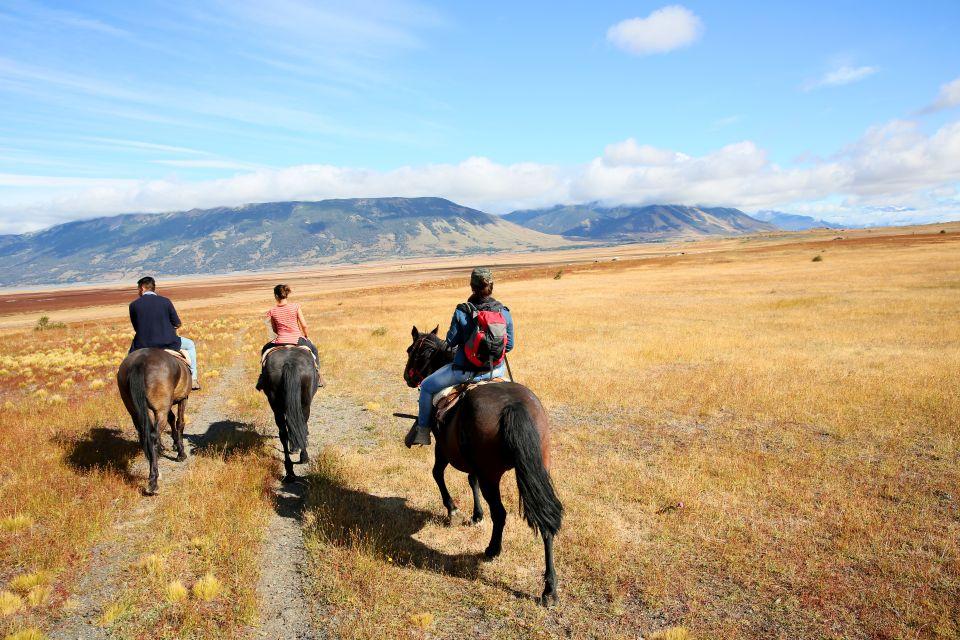 Horseriding in Argentina