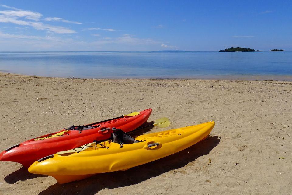 Sea Kayaking in Fiji