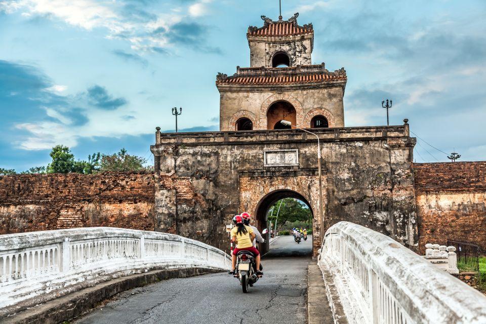 Motorbiking across Vietnam
