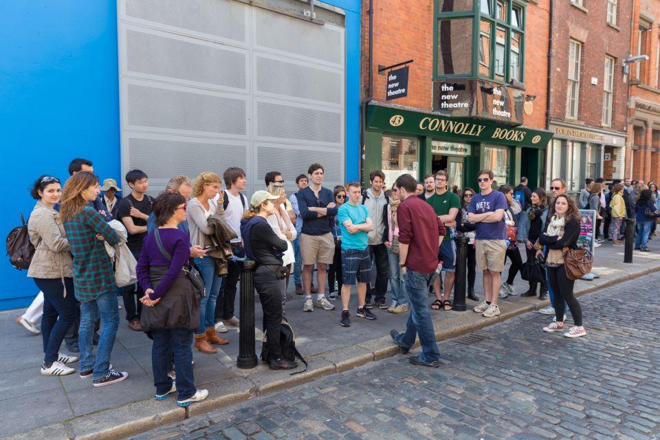 Take a walking tour around the city (or a food tour!)