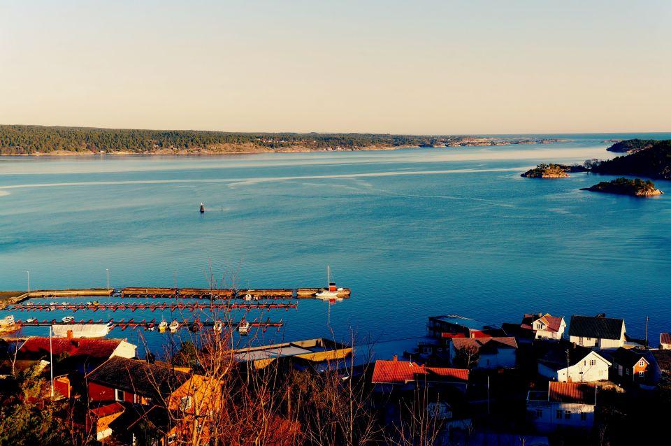 Lyngør Inseln, Norwegen