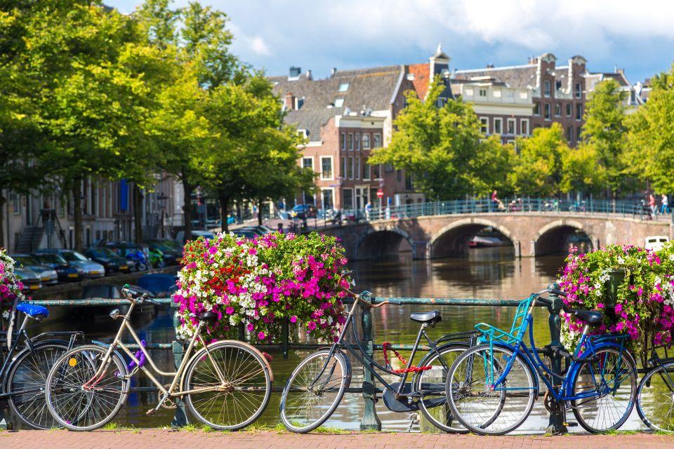 Amsterdam In Bloom Spring In The Dutch Capital Easyvoyage