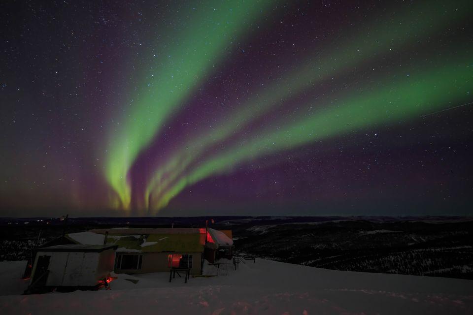 Northern Lights in Fairbanks