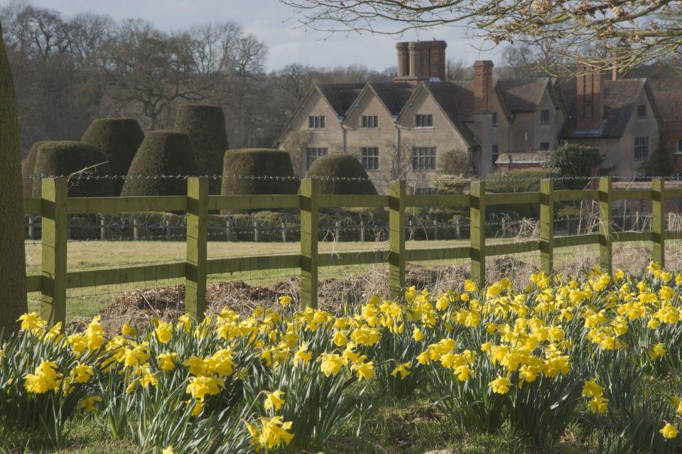 Packwood House, Warwickshire